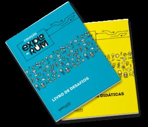 Livro de orientação didática e livro de desafios
